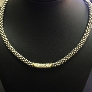 Jewelry - Lagos Caviar Necklace
